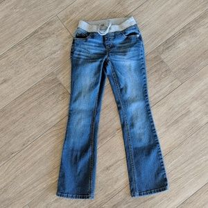 Justice Bootcut Jeans Size 8